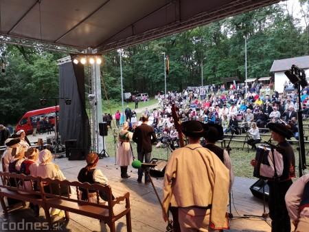 Foto a video: Hornonitrianske folklórne slávnosti 2018 - Prievidza 40