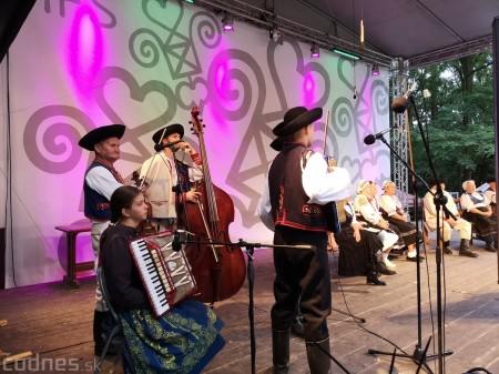 Foto a video: Hornonitrianske folklórne slávnosti 2018 - Prievidza 41