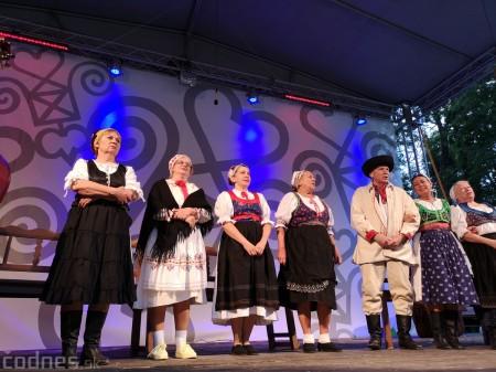 Foto a video: Hornonitrianske folklórne slávnosti 2018 - Prievidza 45