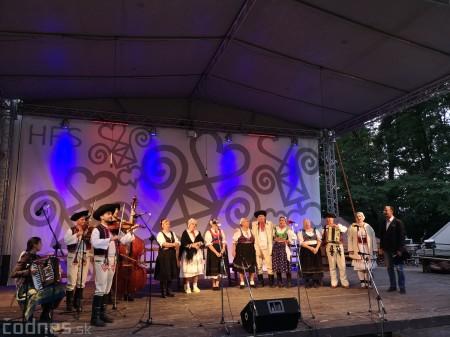 Foto a video: Hornonitrianske folklórne slávnosti 2018 - Prievidza 47