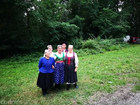 Foto a video: Hornonitrianske folklórne slávnosti 2018 - Prievidza 48