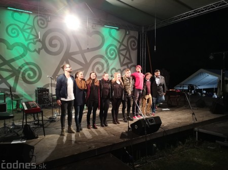 Foto a video: Hornonitrianske folklórne slávnosti 2018 - Prievidza 58