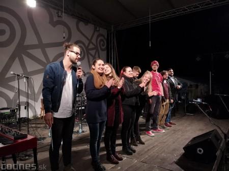 Foto a video: Hornonitrianske folklórne slávnosti 2018 - Prievidza 60