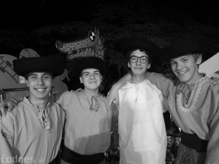 Foto a video: Hornonitrianske folklórne slávnosti 2018 - Prievidza 68