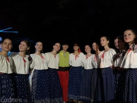 Foto a video: Hornonitrianske folklórne slávnosti 2018 - Prievidza 71