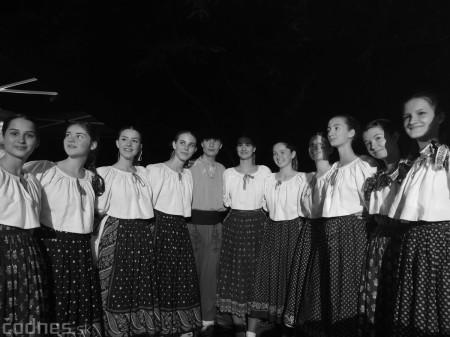 Foto a video: Hornonitrianske folklórne slávnosti 2018 - Prievidza 72
