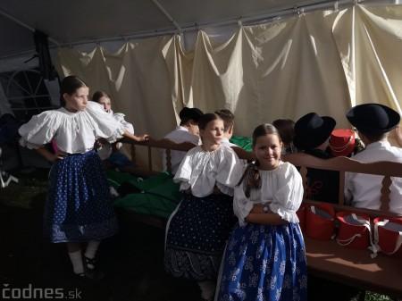 Foto a video: Hornonitrianske folklórne slávnosti 2018 - Prievidza 73