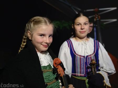 Foto a video: Hornonitrianske folklórne slávnosti 2018 - Prievidza 75