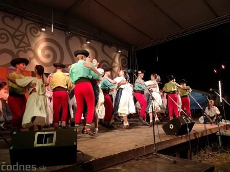 Foto a video: Hornonitrianske folklórne slávnosti 2018 - Prievidza 78