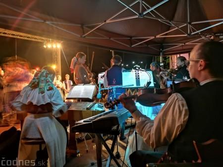 Foto a video: Hornonitrianske folklórne slávnosti 2018 - Prievidza 83