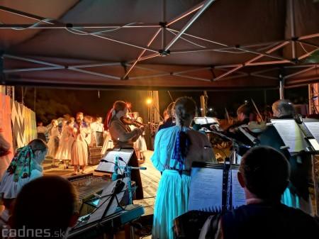 Foto a video: Hornonitrianske folklórne slávnosti 2018 - Prievidza 84