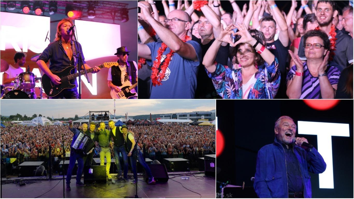 Foto a video: Legendy festival 2018 - Prievidza