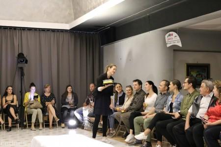 Foto: Premiéra - Jedna na druhú - Art point teatro 8