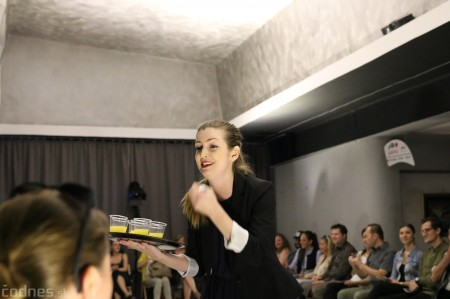 Foto: Premiéra - Jedna na druhú - Art point teatro 9