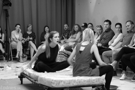 Foto: Premiéra - Jedna na druhú - Art point teatro 17