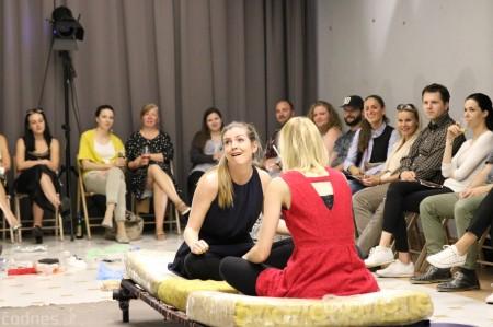 Foto: Premiéra - Jedna na druhú - Art point teatro 19