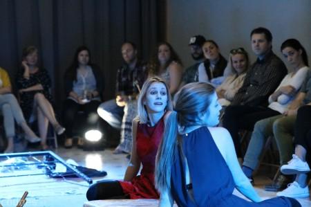 Foto: Premiéra - Jedna na druhú - Art point teatro 27