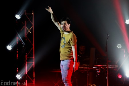 Foto a video: Adam Ďurica - SPOLU TOUR - Prievidza 2018 9