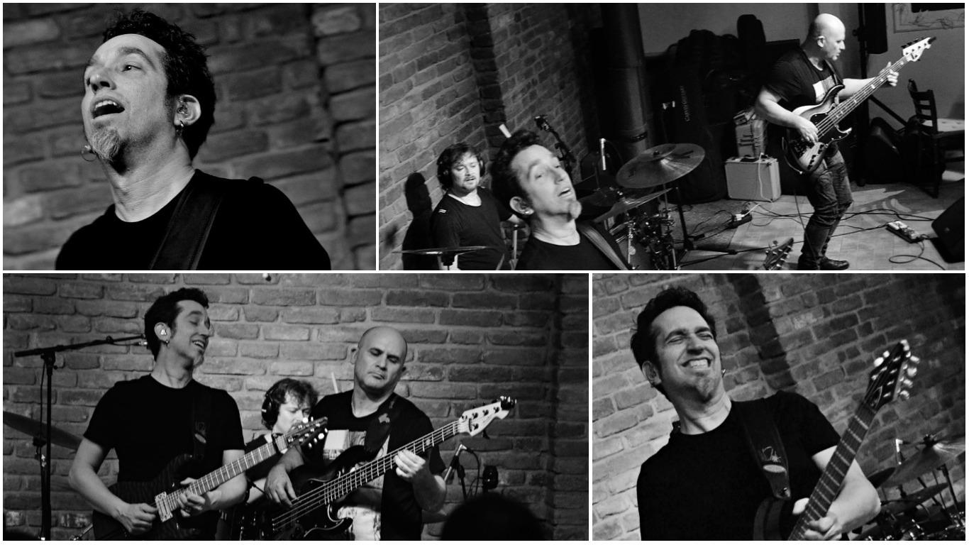 Foto a video: Neil Zaza Band - Prievidza 2018