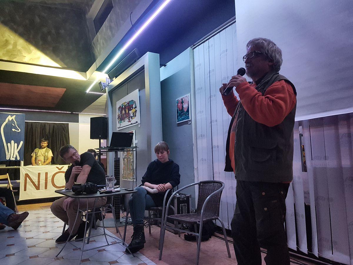Video: Nesmrteľný les + diskusia s náčelníkom VLKa Jurajom Lukáčom