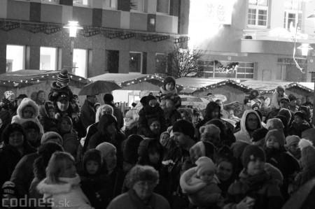 Foto a video: Mikulášsky sprievod anjelov a čertov 2017 46