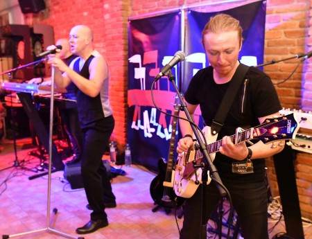 Foto a video: Depeche mode revival 24
