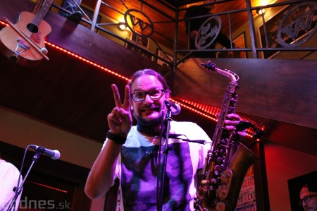 Foto: Blues Funk Show - Gapa & Mečiar Blues Connection 0