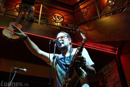 Foto: Blues Funk Show - Gapa & Mečiar Blues Connection 3