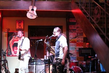 Foto: Blues Funk Show - Gapa & Mečiar Blues Connection 4