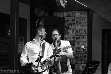 Foto: Blues Funk Show - Gapa & Mečiar Blues Connection 6