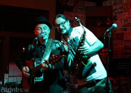 Foto: Blues Funk Show - Gapa & Mečiar Blues Connection 21