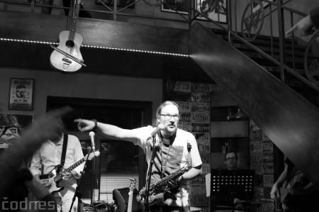 Foto: Blues Funk Show - Gapa & Mečiar Blues Connection 45