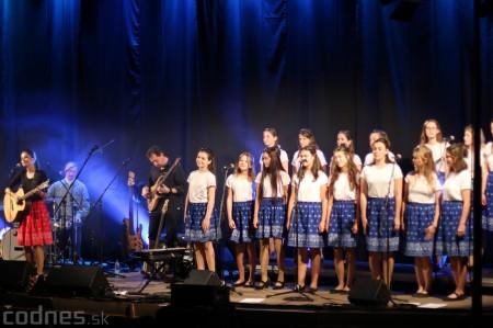 Foto a video: SIMA Martausová a Dievčenský spevácky zbor SRO - Prievidza 2017 22