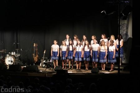 Foto a video: SIMA Martausová a Dievčenský spevácky zbor SRO - Prievidza 2017 24