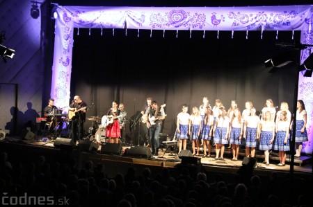 Foto a video: SIMA Martausová a Dievčenský spevácky zbor SRO - Prievidza 2017 25