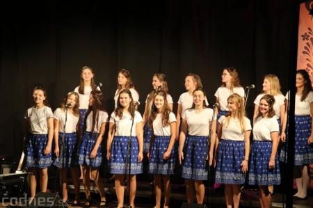 Foto a video: SIMA Martausová a Dievčenský spevácky zbor SRO - Prievidza 2017 27