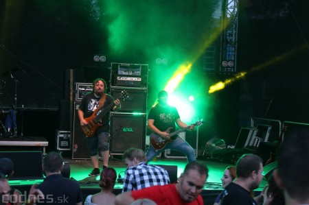 Foto a video: Rockfest Nitrianske RUDNO 2017 11