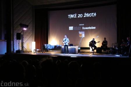 Foto: Talkshow Také zo života s Michaelom Szatmarym 0