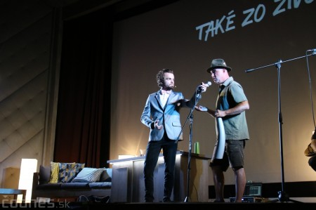 Foto: Talkshow Také zo života s Michaelom Szatmarym 20