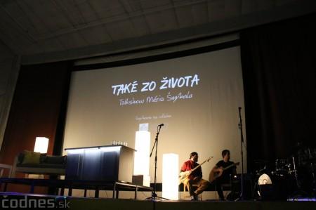 Foto: Talkshow Také zo života 4 s Lujzou Schramekovou 0