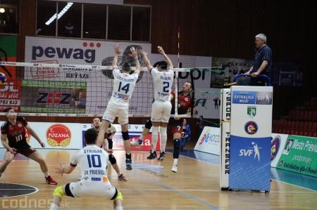 Foto: VK Prievidza - VK MIRAD PU Prešov 3:1 - postup do finále 0