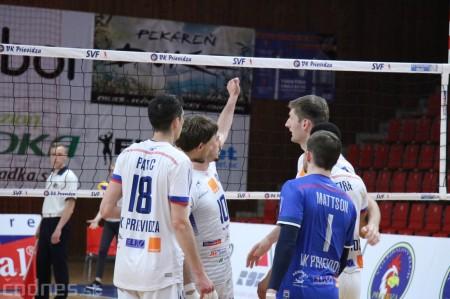 Foto: VK Prievidza - VK MIRAD PU Prešov 3:1 - postup do finále 7