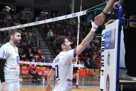 Foto: VK Prievidza - VK MIRAD PU Prešov 3:1 - postup do finále 8