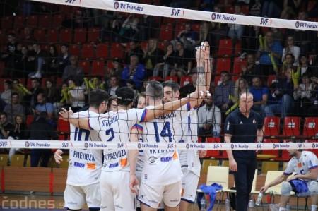 Foto: VK Prievidza - VK MIRAD PU Prešov 3:1 - postup do finále 10