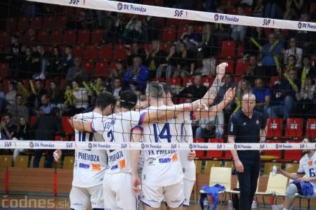 Foto: VK Prievidza - VK MIRAD PU Prešov 3:1 - postup do finále 11