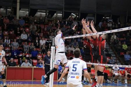 Foto: VK Prievidza - VK MIRAD PU Prešov 3:1 - postup do finále 15