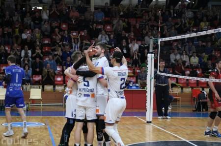 Foto: VK Prievidza - VK MIRAD PU Prešov 3:1 - postup do finále 16