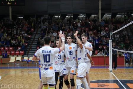 Foto: VK Prievidza - VK MIRAD PU Prešov 3:1 - postup do finále 20