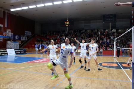 Foto: VK Prievidza - VK MIRAD PU Prešov 3:1 - postup do finále 21