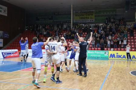 Foto: VK Prievidza - VK MIRAD PU Prešov 3:1 - postup do finále 34